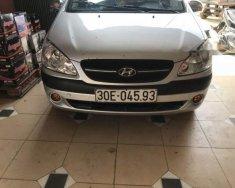 Bán Hyundai Getz MT sản xuất năm 2009, nhập khẩu nguyên chiếc giá 190 triệu tại Hà Nội