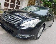 Cần bán gấp Nissan Teana 2009, màu đen, xe nhập, 445tr giá 445 triệu tại Hà Nội