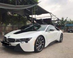 Cần bán lại xe BMW i8 sản xuất 2014, màu trắng, xe không lỗi lầm, đâm đụng, ngập nước giá 3 tỷ 900 tr tại Hà Nội
