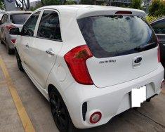 Cần bán xe Kia Morning Si 1.25AT năm 2016, màu trắng, 365 triệu, mâm xoắn, bản full giá 365 triệu tại Tp.HCM