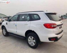 Bán Ford Everest Ambiente 2.0 4x2 AT sản xuất năm 2018, màu trắng, nhập khẩu giá 1 tỷ 52 tr tại Hà Nội