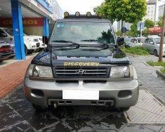 Cần bán Hyundai Galloper năm sản xuất 2001, màu đen, nhập khẩu nguyên chiếc giá 135 triệu tại Hà Nội