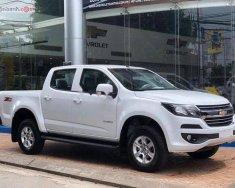 Bán ô tô Chevrolet Colorado LT 2.5L 4x2 AT 2018, màu trắng, nhập khẩu giá 651 triệu tại Hà Nội