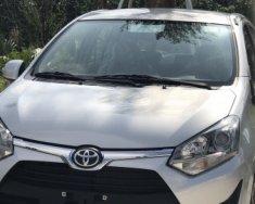 Bán ô tô Toyota Wigo 1.2 MT đời 2018, màu bạc giá 345 triệu tại Hà Nội
