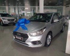 Cần bán Hyundai Accent sản xuất năm 2018, màu bạc giá 490 triệu tại Tp.HCM