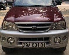 Bán Daihatsu Terios 1.3AWD đời 2006, màu đỏ, nhập khẩu nguyên chiếc giá 193 triệu tại Hà Nội