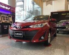 Cần bán xe Toyota Vios đời 2018, màu đỏ, giá tốt giá 554 triệu tại Đồng Nai