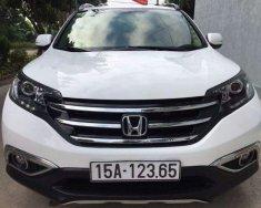 Bán Honda CR V 2.4 đời 2014, màu trắng, 835 triệu giá 835 triệu tại Hải Phòng