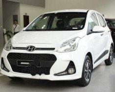 Cần bán Hyundai Grand i10 1.2 AT đời 2018, màu trắng giá 395 triệu tại Hà Nội