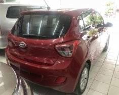 Cần bán lại xe Hyundai Grand i10 MT 2016, màu đỏ, nhập khẩu chính chủ giá 346 triệu tại Hà Nội
