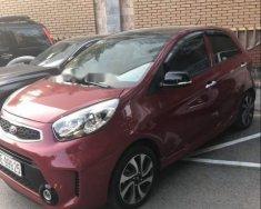 Bán ô tô Kia Morning AT sản xuất 2017, màu đỏ, giá tốt giá Giá thỏa thuận tại Hà Nội