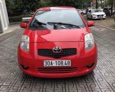 Cần bán lại xe Toyota Yaris 1.3AT sản xuất năm 2008, màu đỏ, nhập khẩu Nhật Bản giá 358 triệu tại Hà Nội