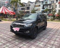 Bán Toyota Fortuner 2.5G đời 2016, màu đen, số sàn giá 910 triệu tại Hà Nội