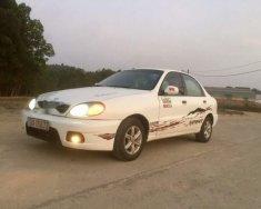 Bán Daewoo Lanos đời 2003, màu trắng, xe nhập giá 85 triệu tại Phú Thọ