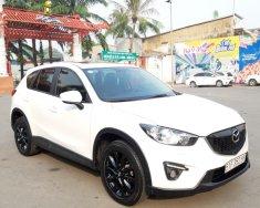 Mazda CX 5 model 2015, màu trắng, nhập khẩu còn rất mới, 749tr giá 749 triệu tại Tp.HCM