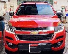 Bán xe Chevrolet Colorado 2.8LTZ 2017, màu đỏ, nhập khẩu giá 699 triệu tại Tp.HCM