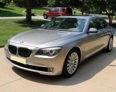 Cần bán xe BMW 750Li 2011 màu vàng kim giá 1 tỷ 148 tr tại Tp.HCM