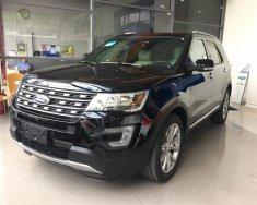 Cần bán Ford Explorer đời 2017, màu đen, nhập khẩu nguyên chiếc giá 2 tỷ 180 tr tại Tp.HCM