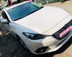 Bán Mazda 3 AT 2016, màu trắng, giá tốt giá 595 triệu tại Tp.HCM