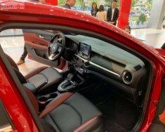 Bán ô tô Kia Cerato 1.6 AT Delu đời 2019, màu đỏ giá 635 triệu tại Tp.HCM