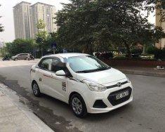 Cần bán gấp Hyundai Grand i10 năm sản xuất 2016, màu trắng, xe nhập chính chủ, giá 350tr giá 350 triệu tại Hà Nội
