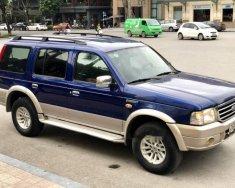 Cần bán lại xe Ford Everest năm sản xuất 2005 giá cạnh tranh giá 222 triệu tại Hà Nội