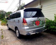 Bán Toyota Innova G sản xuất năm 2011, màu bạc xe gia đình giá 485 triệu tại Tp.HCM