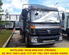 Bán xe tải Thaco 9 tấn - thùng dài 7,4m - động cơ Cummins - giá tốt LH 0983.440.731 giá 629 triệu tại Tp.HCM
