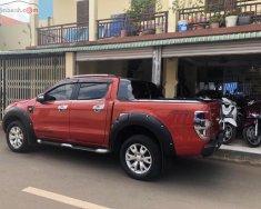 Cần bán gấp Ford Ranger sản xuất năm 2015, màu đỏ, nhập khẩu số tự động  giá 650 triệu tại Bình Phước