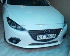 Bán Mazda 3 năm sản xuất 2015, màu trắng giá 600 triệu tại Tp.HCM