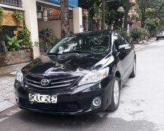 Bán Toyota Corolla 2011, màu đen xe gia đình, giá 525tr giá 525 triệu tại Hà Nội