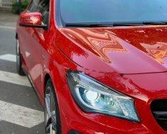 Cần bán lại xe Mercedes CLA 45 AMG 4Matic sản xuất năm 2016, màu đỏ, nhập khẩu nguyên chiếc giá 1 tỷ 590 tr tại Tp.HCM