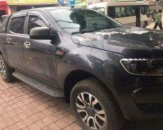 Cần bán lại xe Ford Ranger XLS đời 2016, màu đen, giá tốt giá 600 triệu tại Hà Nội