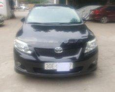 Bán ô tô Toyota Corolla altis 2.0V sản xuất 2009, màu đen xe gia đình giá 485 triệu tại Hà Nội