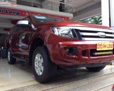 Bán Ford Ranger XLS 2.2L 4x2 AT đời 2015, màu đỏ, nhập khẩu chính chủ giá 560 triệu tại Đắk Lắk