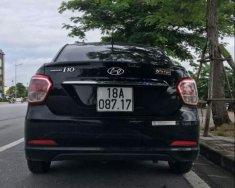 Xe Hyundai Grand i10 sản xuất năm 2017, màu đen, nhập khẩu giá 350 triệu tại Hà Nội