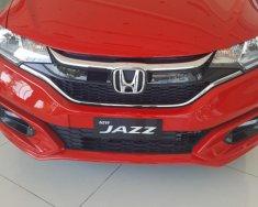 Bán ô tô Honda Jazz tiêu chuẩn đời 2018, màu đỏ, xe nhập giá 544 triệu tại Cần Thơ