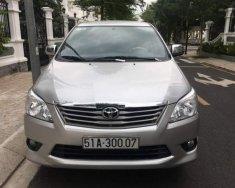 Bán ô tô Toyota Innova G đời 2012, màu bạc chính chủ giá 455 triệu tại Tp.HCM