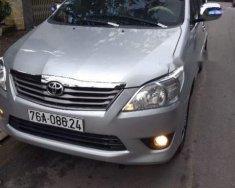 Bán Toyota Innova năm 2012, màu bạc chính chủ giá 475 triệu tại Quảng Ngãi