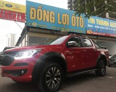 Bán Chevrolet Colorado LTZ AT đời 2018, màu đỏ, xe nhập như mới giá 645 triệu tại Hà Nội
