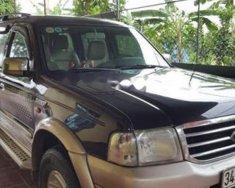 Bán xe Ford Everest 2.5L 4x2 MT đời 2006, màu đen giá 282 triệu tại Hà Nội