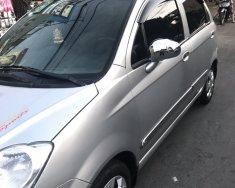 Cần bán Chevrolet Spark sản xuất 2010, màu bạc giá 135 triệu tại Bạc Liêu