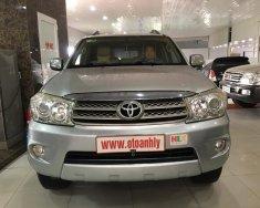 Bán ô tô Toyota Fortuner sản xuất 2009 số sàn giá 615 triệu tại Phú Thọ