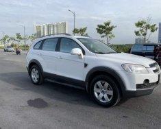 Cần bán gấp Chevrolet Captiva sản xuất 2009, màu trắng xe gia đình, 318tr giá 318 triệu tại Bình Dương