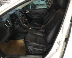 Bán ô tô Mazda 3 1.5 AT năm 2016, màu trắng như mới giá 610 triệu tại Hà Nội