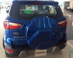 Bán Ford EcoSport AT sản xuất năm 2018, màu xanh lam giá 625 triệu tại Hà Nội