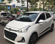 Hyundai Grand i10 SX 2018 màu trắng, trả trước 110 triệu còn lại ngân hàng lo giá 429 triệu tại Hà Nội