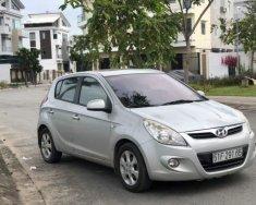 Bán Hyundai i20 2010, màu bạc, nhập khẩu số tự động giá 320 triệu tại Tp.HCM