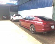 Bán xe Porsche Panamera S đời 2009, màu đỏ, xe nhập giá 2 tỷ tại Tp.HCM