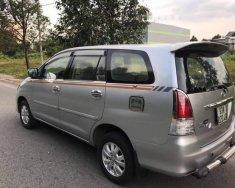 Bán xe Toyota Innova năm sản xuất 2009, màu bạc xe gia đình giá 438 triệu tại Tp.HCM